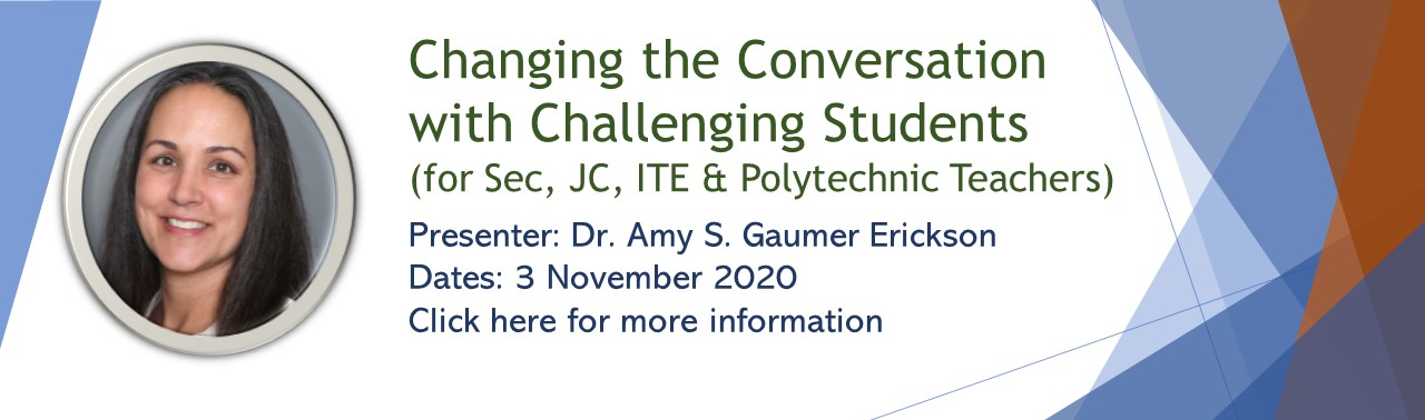 PD banners 2020 -   Amy Erickson - Changing the Conversation